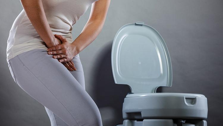 urgencia miccional como signo de infección en la orina