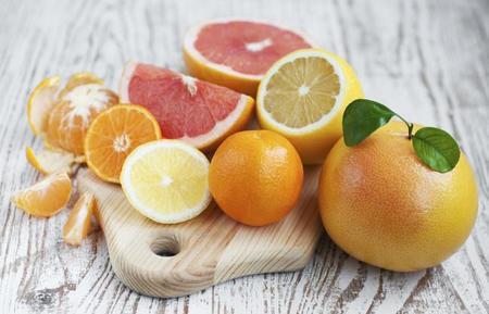 alimentos citricos