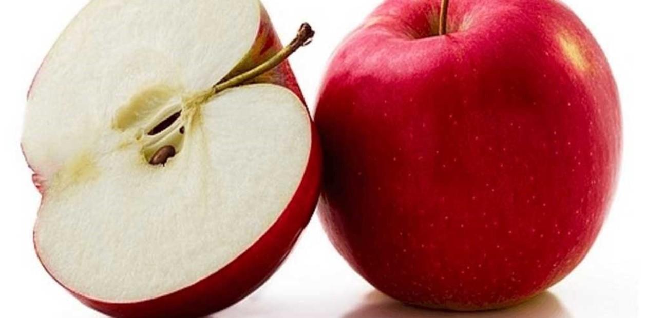 manzanas alimentacion